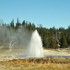 Grotto Fountain Geyser