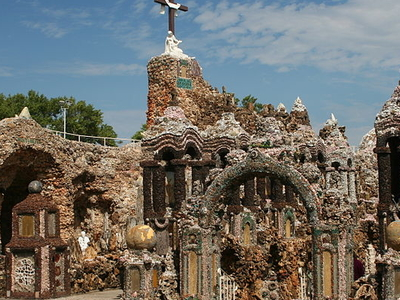 Grotto Of The Redemption South