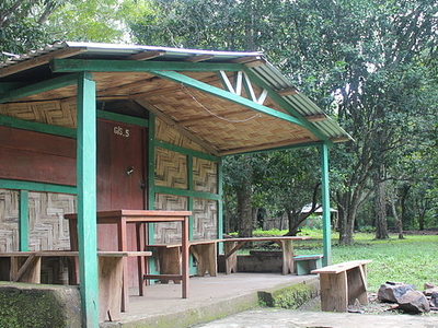 Group Hut In Outamba-Kilimi Park
