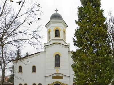 St Bogoroditsa Church