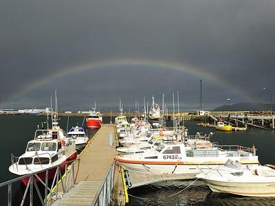 Grundarfjörður Harbor - Snaefellsnes