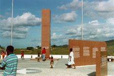 Guadalcanal American Memorial In Honiara