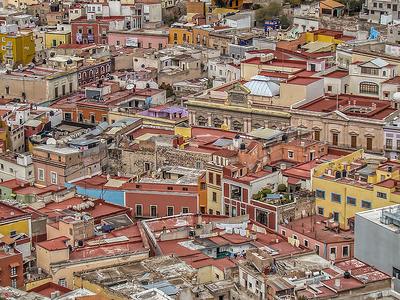 Guanajuato City Overview