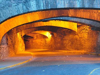 Guanajuato Tunnel