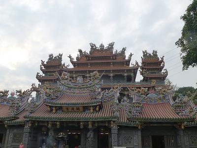 Guandu Temple Taipei