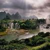 Guangxi Karst Hills & Detian Falls