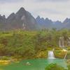 Guangxi Province Detian Waterfall