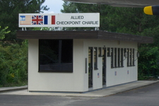 Guardhouse From Checkpoint Charlie