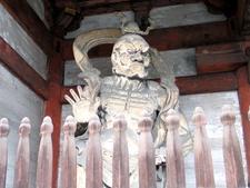 Guardian Entrance Gate Ninnaji