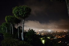 Guatemala City Night View