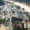 Guerneville  California Flooding
