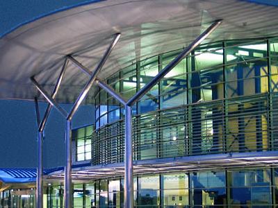 Guernsey  Airport  Terminal