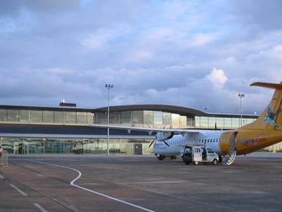 Guernsey International Airport Apron