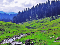 8 Nights 9 Days Kashmir