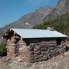 Gunsight Pass Shelter - Glacier - USA