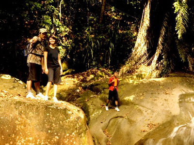 Gunung Gading National Park - Mountainous