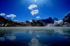 Gurudongmar - Winter View - North Sikkim