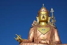 Guru Rimpoche At Samdruptse