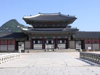 Gyeongbokgung Keun Jeong Moon