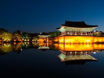 Gyeongju - Anapji Pond