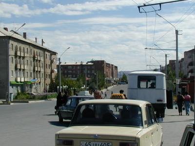 Gyumri Streets