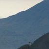 Mts. Gahinga (left) And Muhabura (right)
