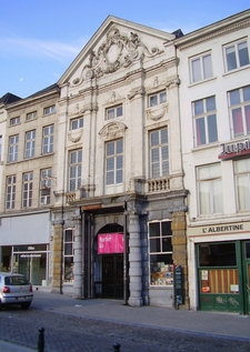 Bortier Gallery Exterior