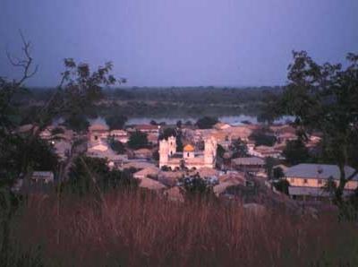 Gambia Bansang Havard