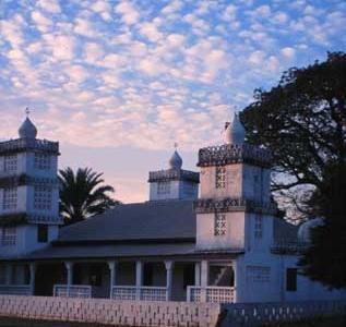 Gambia Moske Havard