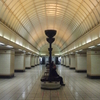 Gants Hill Tube Station Interior