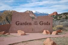 The Entrance To Garden