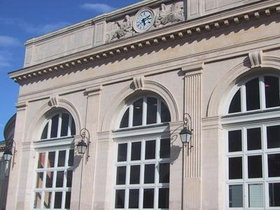 Gare De Denfert-Rochereau Building