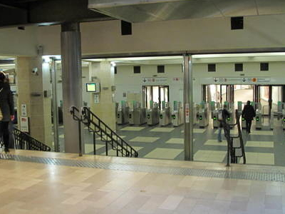 Gare De L'Est Ticket Hall