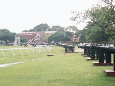 Garrison Area Cannons
