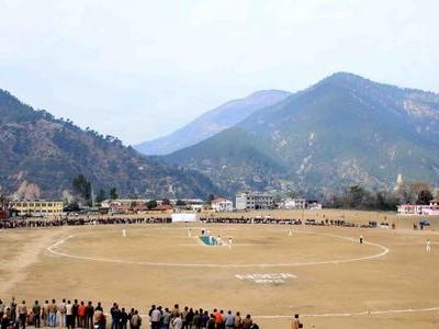 Gauchar Historical Field