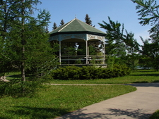 Gazebo In Jarry Park
