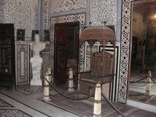 Interior Manial Palace And Museum