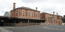 Geelong Station Main Entrance