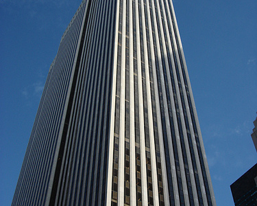 General Motors Building From 59th Street