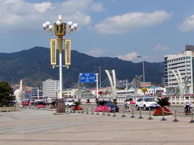 View Of Zhangjiakou