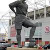 George Hardwick Statue M F C