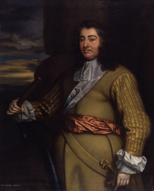 General Monck, Who Successfully Besieged Tantallon In 1651.