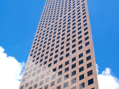 Georgia   Pacific   Tower   Front   Angle