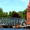 Elbe Lubeck Canal