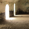 Ghana Elmina Castle Slave Holding Cell