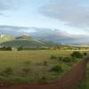 Ghost Mountain Mkuze Sunset