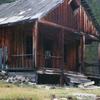 Ghost Town In Pioneer Mtns