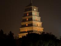 Gigante Pagoda del Ganso Salvaje