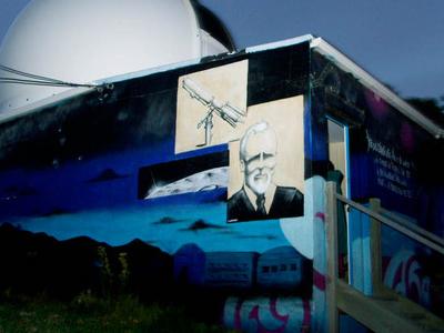 Gifford  Observatory Entrance