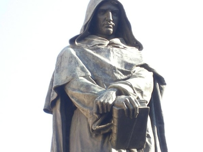 Close Up Of The Statue